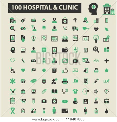 hospital clinic icons, hospital clinic logo, hospital clinic vector, hospital clinic flat illustration concept, hospital clinic infographics, hospital clinic symbols,