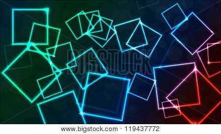 Vector Plasmatic Background