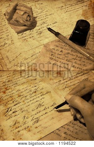 Love Letter - Poetry