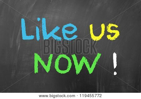 Like Us Now