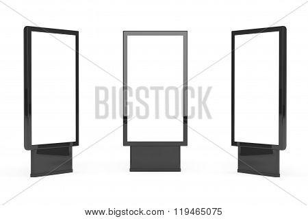 Vertical Blank Billboards