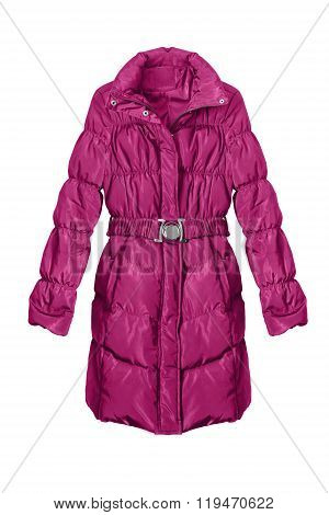 Down Jacket Isolated