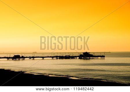 Belmont Pier