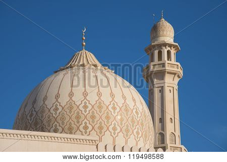 Sultan Qaboos Grand Mosque, Salalah, Oman