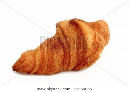 One croissant