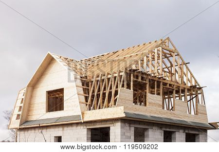 Construction Of The Rural House