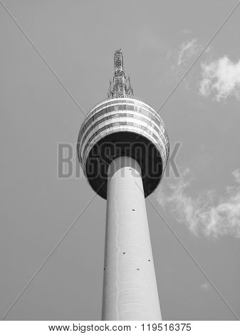 Tv Tower In Stuttgart