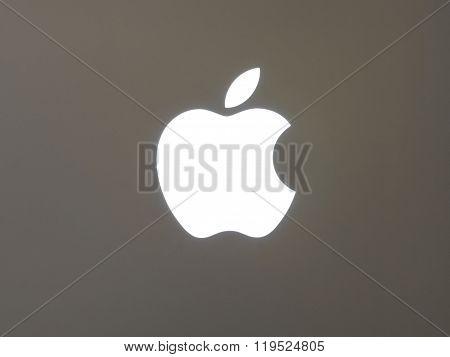 Apple Bright Logo.