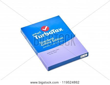 Turbotax Software Package.