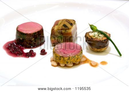 Fine Dining - Entrees