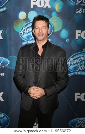 LOS ANGELES - FEB 25:  Harry Connick Jr at the American Idol Farewell Season Finalist Party at the London Hotel on February 25, 2016 in West Hollywood, CA
