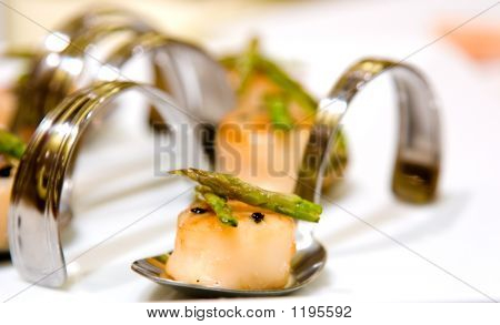 Winter Truffle Larded Diver Scallop