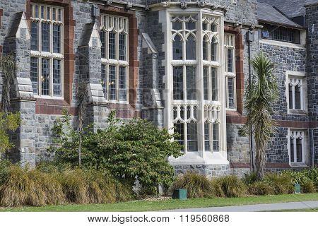 Christchurch, New Zealand, November 06. 2012 :christchurch - Canterbury Provincial Councill