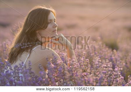 Serenity And Lavender