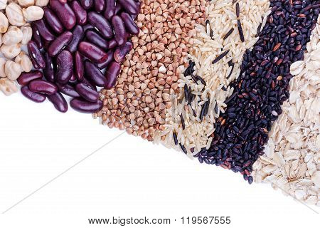 Low Carbohydrates In Assortment