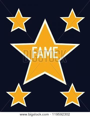 Vector Fame Star