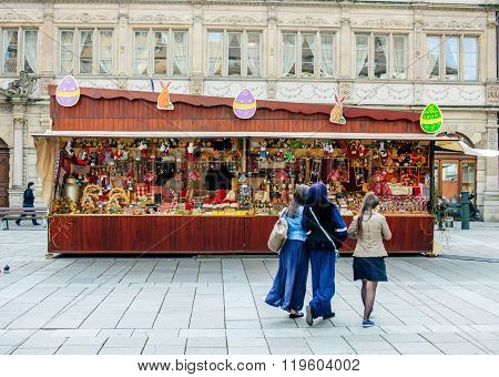 Easter Market Europe