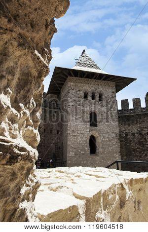 Moldova, Fort in Soroca
