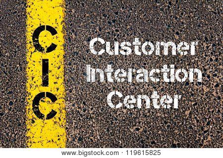 Business Acronym Cic Customer Interaction Center