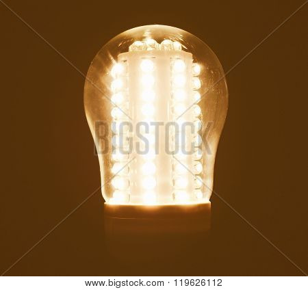 Led Light Bulb Vintage