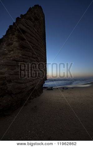 Tower At The Beach