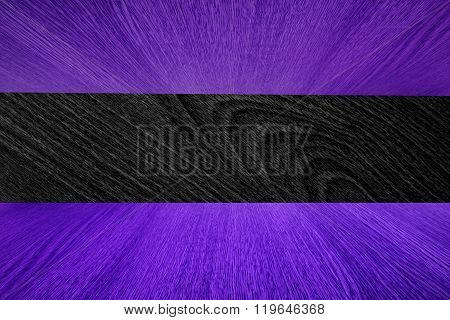 Purple Wooden Background Design, Dark And Light Wood Grain Backdrop.
