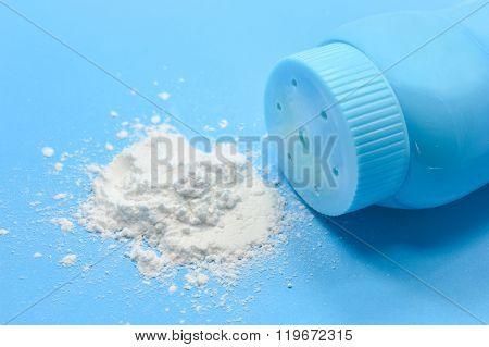 Baby Talcum Powder Container