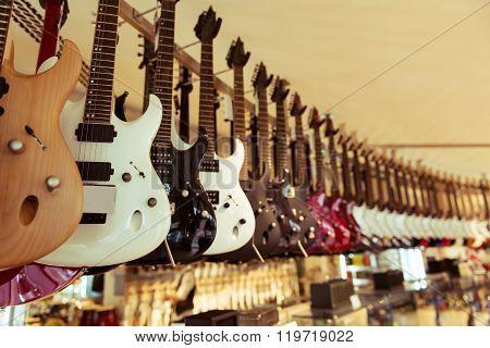Modern Musical Shop