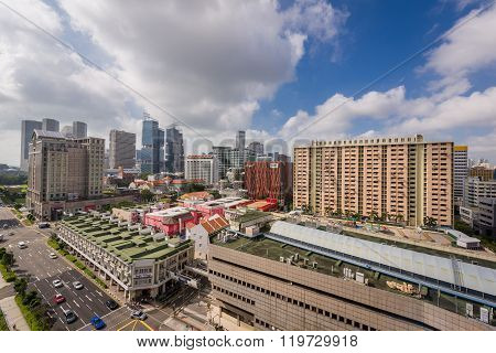 View Of Bugis City View