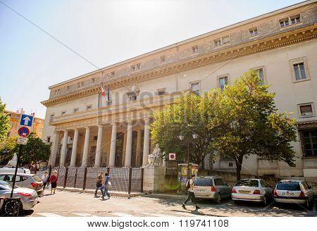 Cour D'appel D'aix-en-provence Palace Of Justice Of Aix-en-provenc