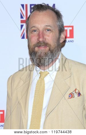LOS ANGELES - FEB 26:  Michael Standish at the The Film is GREAT Reception Honoring British 2016 Oscar Nominees at the Fig and Olive on February 26, 2016 in West Hollywood, CA