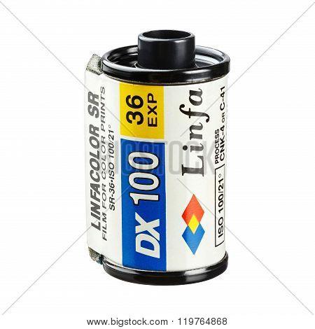 Linfa Color Print Film Cartridge