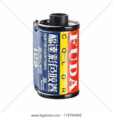 Fuda Color Print Film Cartridge