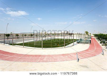 Sports Facilities In Doha, Qatar