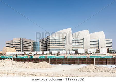 Sidra Medical Research Centre In Doha, Qatar