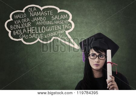 Language Bachelor In Class 3