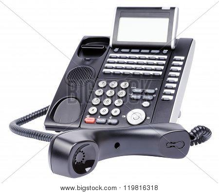 Digital Telephone Set Off-hook