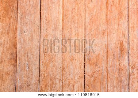 Old Vintage Wooden Background Texture With Vintage Filter
