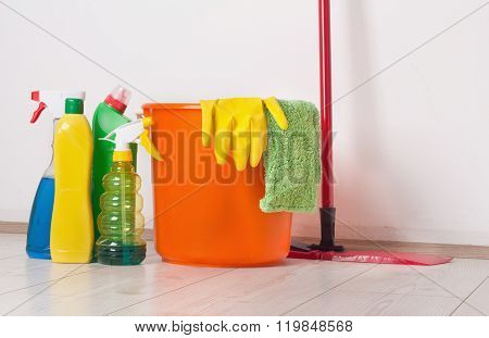 Cleaning Supplies And Equipment