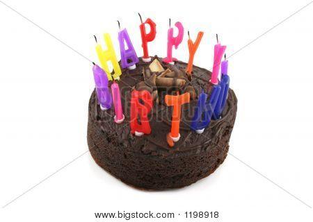 Happy Birthday - Cake 2