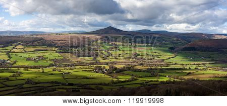 Sugarloaf Mountain Wales