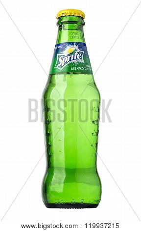 Sprite Glass Bottle