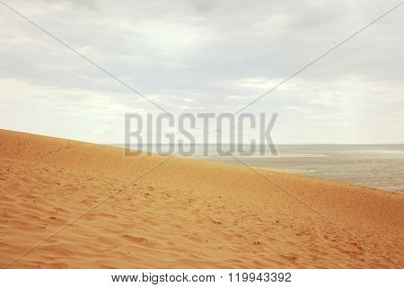 Dune Du Pilat In France