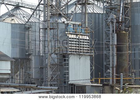 The Electrical Transformers.