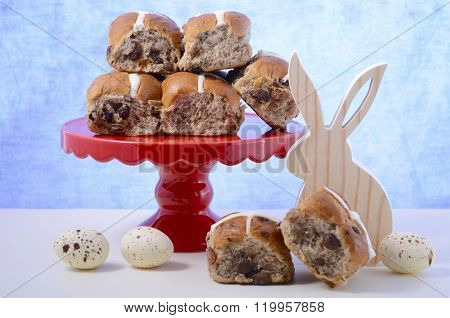 Happy Easter Hot Cross Buns