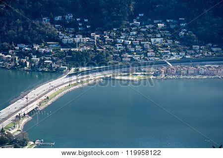 Bridge In Lugano