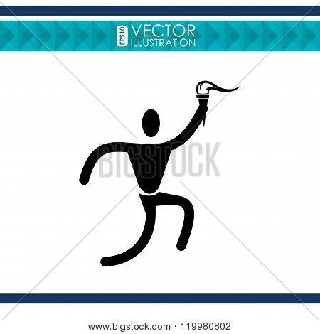 olimpic torch design