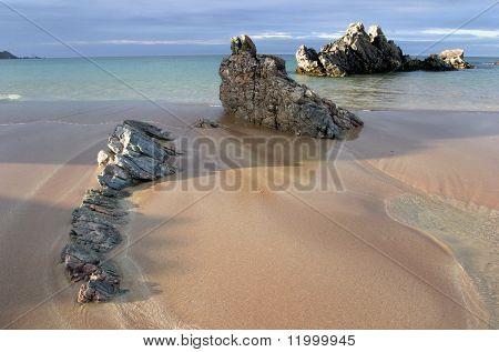 Coastal Study, Scottish North Highlands
