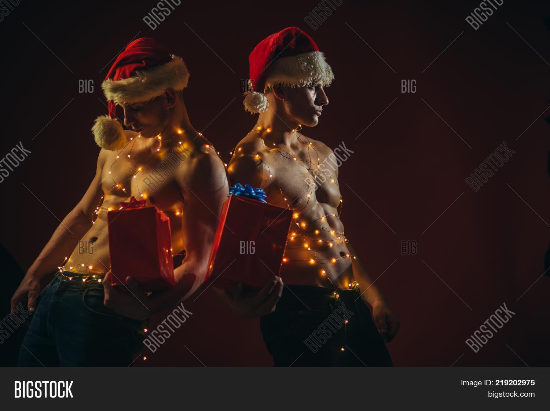 Sex Christmas santa girls