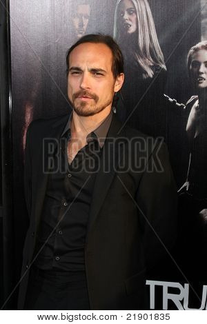 LOS ANGELES - JUN 21:  Daniel Buran arrives at the True Blood Season 4 Premiere at ArcLight Theater on June 21, 2011 in Los Angeles, CA